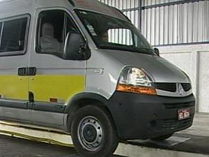 Vistoria de vans escolares em Divinópolis vai até fim do mês (Foto: Reprodução/TV Integração)