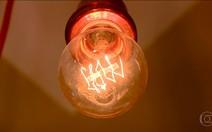 Lâmpada na decoração
