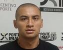 """Ponte oficializa acerto com Wellington Paulista; """"Expectativa é boa"""", diz atleta"""