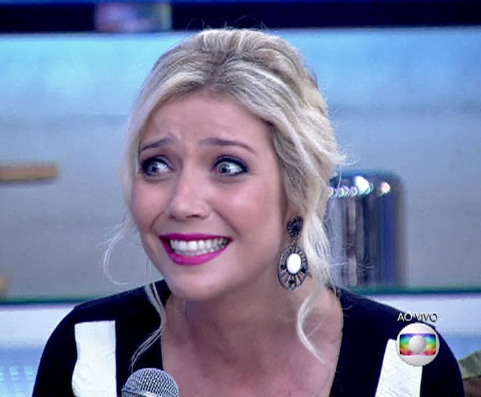 Luiza Possi conta história curiosa sobre o irmão (Foto: TV Globo)
