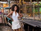 Erika Januza fala sobre fantasia de Xica da Silva na Avenida: 'Sensual'