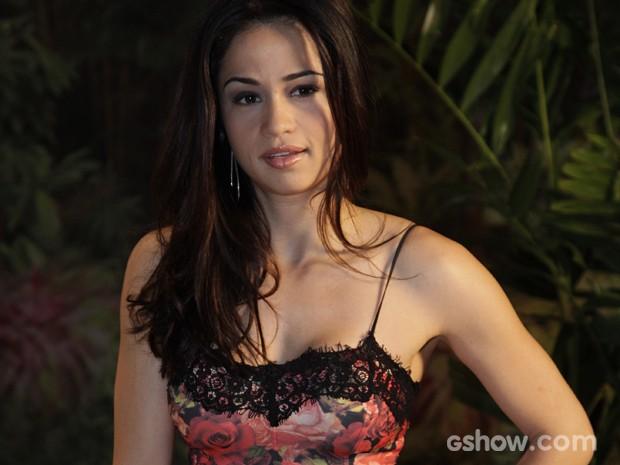 Nanda Costa confessa que posaria nua novamente (Foto: Raphael Dias/TV Globo)