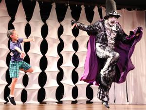Espetáculo Histórias do Meu Quintal (Foto: Divulgação/ César Krügel)