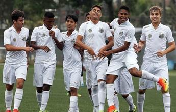 Confira os resultados da base santista no Campeonato Paulista