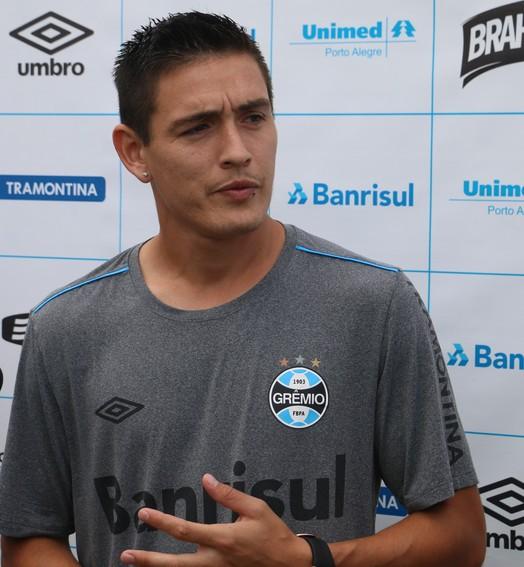 pronto para muitas (Eduardo Moura/Globoesporte.com)