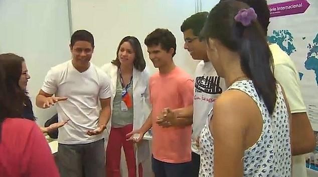 Começa quarta edição da Feira de Estudantes, em Manaus (Foto: Bom Dia Amazônia)