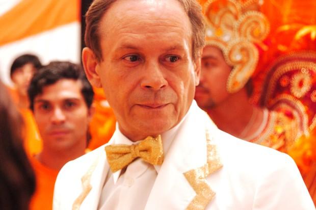 Giovanni (José Wilker) em Senhora do Destino (2004) (Foto: TV Globo / Renato Rocha Miranda)