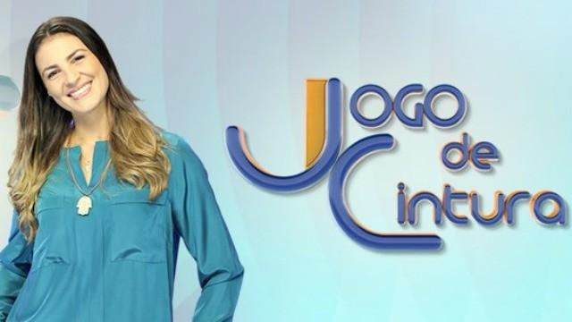 Luciana Martins apresenta o Jogo de Cintura na TV TEM (Foto: Arte / TV TEM)