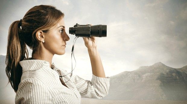 binoculo, visao, previsao, futuro (Foto: ThinkStock)