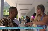 Carol Paixão faz blitz da beleza em Malhação