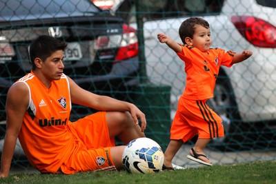 Conca Fluminense (Foto: Nelson Perez / Fluminense)