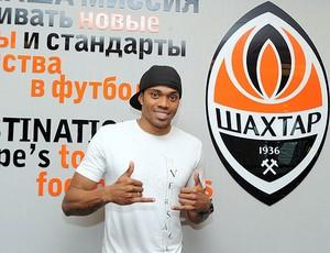Maicon Oliveira, Shaktar Donetsk (Foto: Divulgação)
