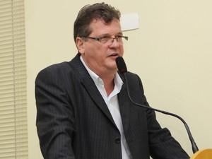 Vereador Donizete Simioni (PT) ficou com a presidência de CEI em Araraquara, SP (Foto: Assessoria/Câmara)
