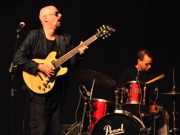 Guitarrista argentino Danny Vincent faz show no Recife (Foto: Divulgação)