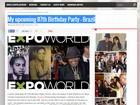 Joe Jackson diz que vai comemorar aniversário de 87 anos em São Paulo