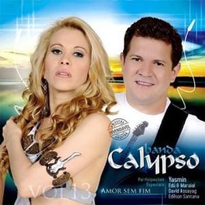 CD 'Amor sem fim', do Calypso (Foto: Divulgação)