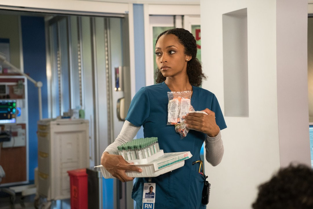 """Inheritance"" (15Ep1T) (Foto: Chicago Med - Universal Channel)"