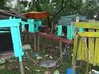 Prefeitura de Cubatão, SP, derruba presépio ecológico e revolta artistas