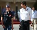 "Wolff compara Max a Senna: ""Pensam 2 vezes antes de tentar ultrapassá-lo"""