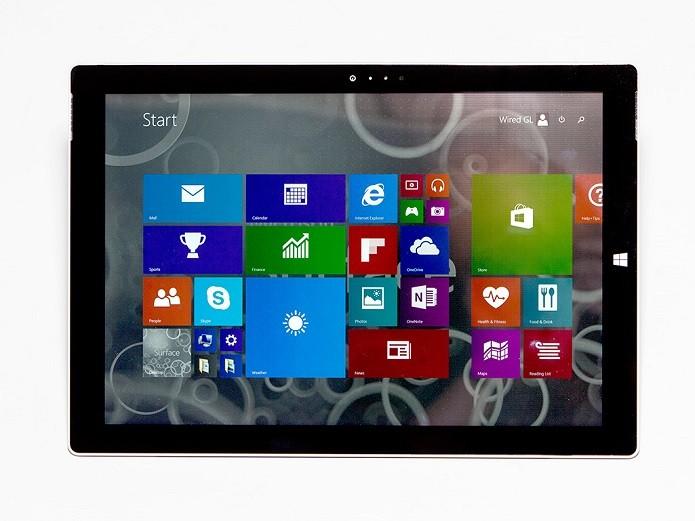Tablet da Microsoft pode encarar laptops de igual para igual (Foto: Divulgação) (Foto: Tablet da Microsoft pode encarar laptops de igual para igual (Foto: Divulgação))