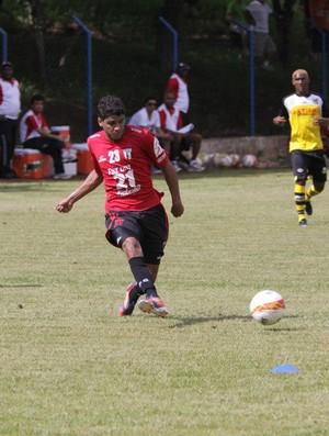 Daniel Borges, lateral do Botafogo-SP (Foto: Rogério Moroti / Botafogo-FC)