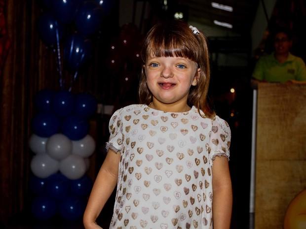 Rafa Justus no aniversário dos filhos de Emerson Fittipaldi (Foto: Caio Duran/AgNews)