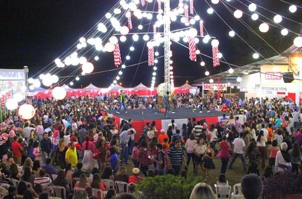 Bon Odori - 14ª Edição do Festival da Comunidade Japonesa em Goiânia (Foto: Divulgação)
