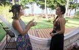 Fashion designer mostra como usar crochê, da praia à balada
