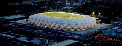 CBF confirma Brasil x Colômbia pelas eliminatórias 2018 na Arena AM (Chico Batata)
