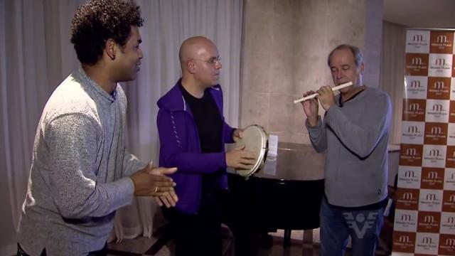 Projeto Raízes do Nosso Som (Foto: Reprodução/TV Tribuna)