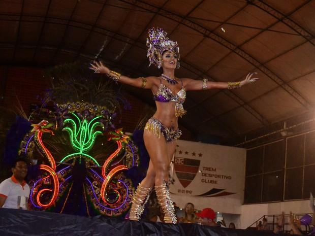 Rainha das Rainhas 2017, Amapá, Macapá, Jéssica Pacheco (Foto: Rosivaldo Nascimento/Divulgação)