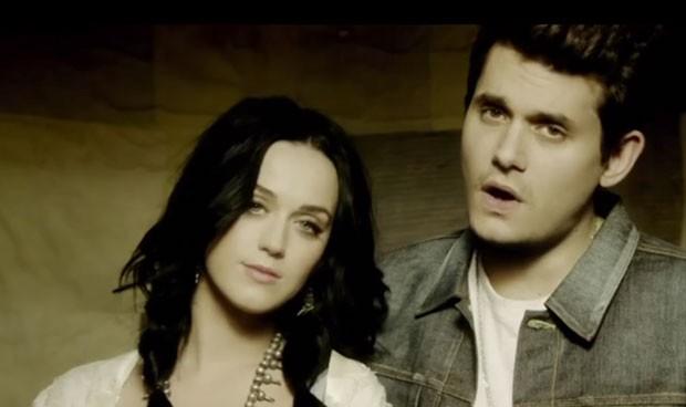 Katy Perry e John Mayer (Foto: Reprodução)