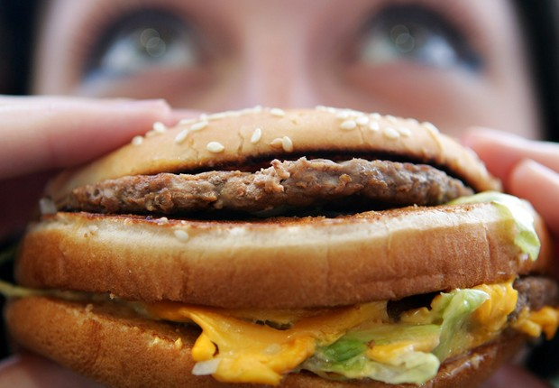 Big Mac do Mcdonald's (Foto: Getty Images)