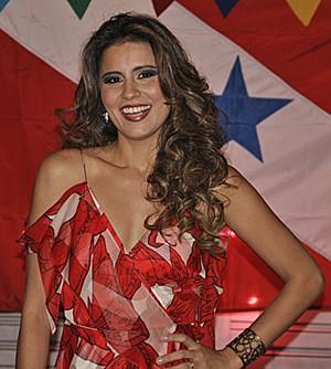Lia Sophia participa de capítulo de Amor Eterno Amor (Foto: Amor Eterno Amor / TV Globo)