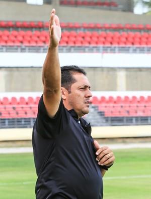 Maurílio Silva, técnico do ASA (Foto: Ailton Cruz/Gazeta de Alagoas)