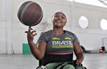 Andreia Farias supera surra da tia e chega a 3ª Paralimpíada (Divulgação/STDS)