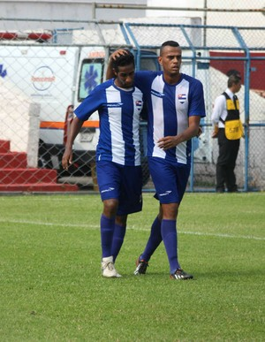 Nacional-SP x Noroeste, Série A3, estádio Nicolau Alayon, Piraju, Emersom Mi (Foto: Luciano Santoliv / ANAC)