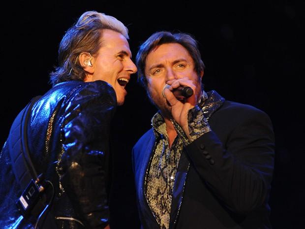 Duran Duran no SWU (Foto: Flavio Moraes/G1)