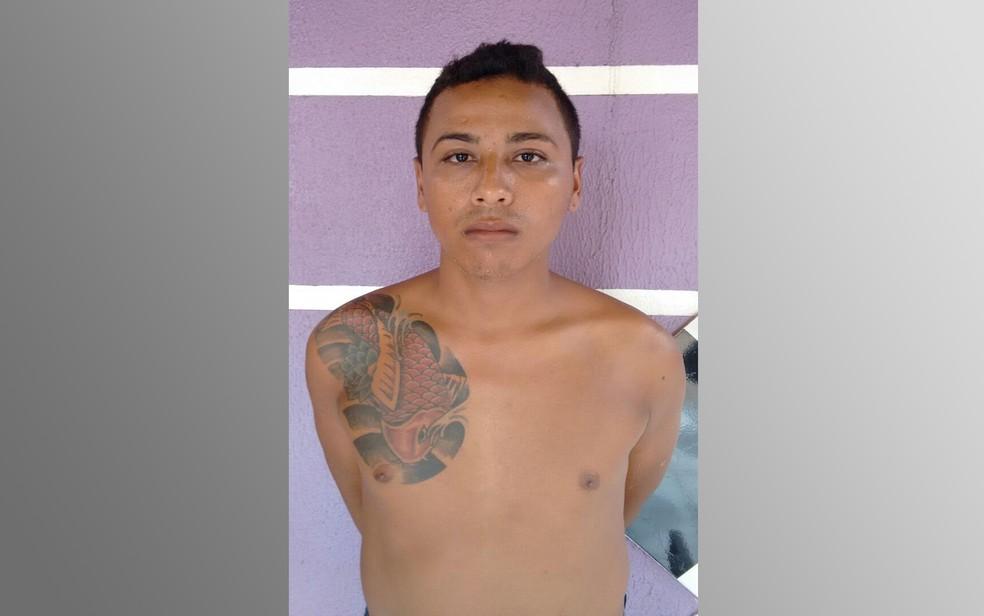 Julio foi encontrado no bairro Amparo, na terça-feira (2) (Foto: Reprodução/Redes sociais)