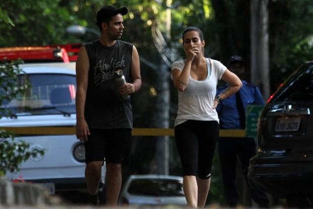 Cleo PIres (Foto: Carlos Osmar/Foto Rio News)