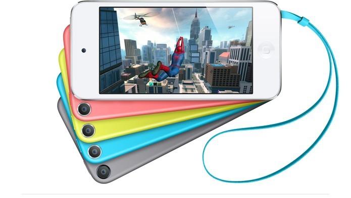 iPod 5 deve ganhar um sucessor mais potente ainda este ano (Foto:Divulgação/Apple)