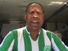 'Deus levou meus amigos', diz ex-campeão da Chapecoense