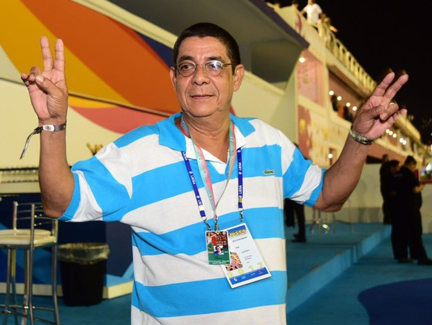 Zeca Pagodinho (Foto: Renato Wrobel/ Ed. Globo)