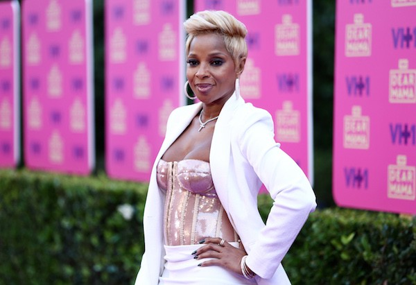 A cantora Mary J. Blige (Foto: Getty Images)