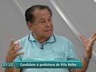 Vasco Alves (PPL) fala sobre propostas para Vila Velha, no ES