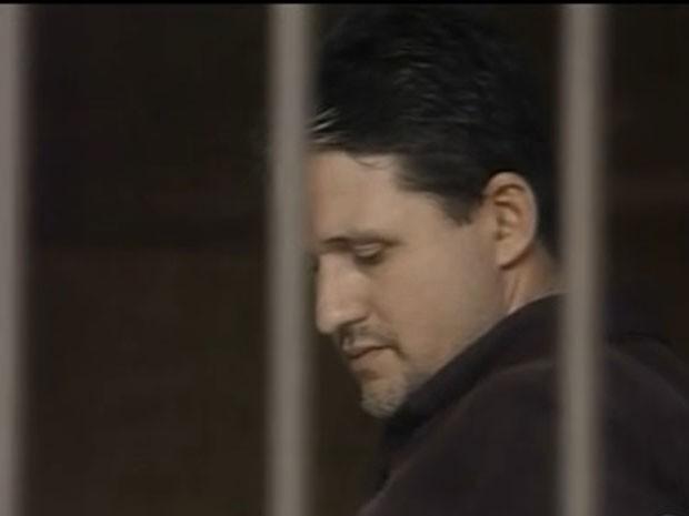 Marco Archer Cardoso Moreira foi condenado à morte por tráfico de drogas na Indonésia (Foto: Reprodução/TV Globo)
