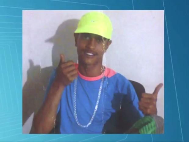 Adolescente foi morto no domingo (Foto: Reprodução/TV Gazeta)