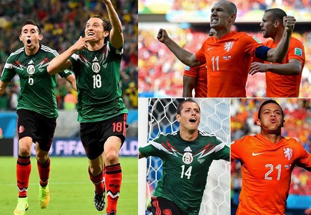 A partir de agora, quem perder está fora do Mundial (Foto: Divulgação FIFA / Getty Images)