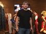 Thiago Lacerda prestigia estreia de espetáculo no Rio