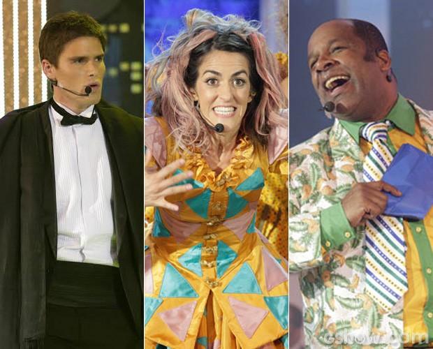 Conheça os finalistas do Artista Completão (Foto: Ariel Douglas / TV Globo)